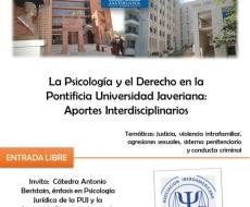 La Psicología y el Derecho en la Pontificia Universidad Javeriana: Aportes Interdisciplinarios