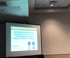 Presentación veterinaria forense - Julio C. Aguirre
