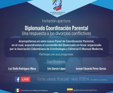 Apertura del Diplomado en línea de Coordinación Parental